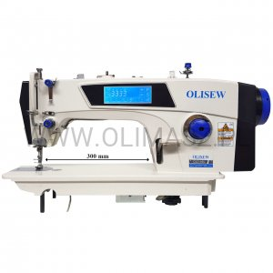 Automatic lockstitch machine OLISEW OLD-A8L with 1 needle