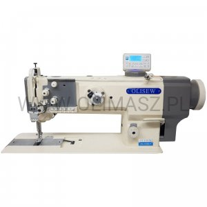 Lockstitch machine OLISEW OL -1530-7 with automatic functions and compound transport