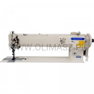 Lockstitch machine OLISEW OL-1560N-HL25 with 2 needles, long arm and compound transport (1)