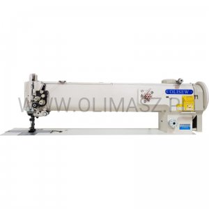Lockstitch machine OLISEW OL-1560N-L25 with 2 needles, long arm and compound transport