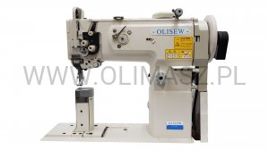 Post bed machine OLISEW OL-1710N with 1 needle and compound transport